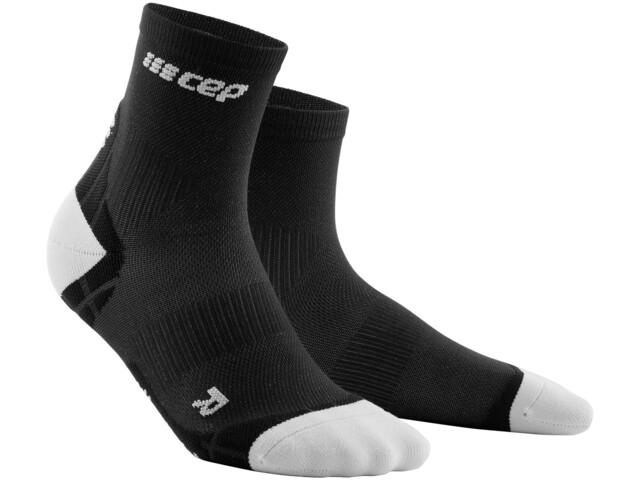 cep Ultralight Short Socks Men black/light grey